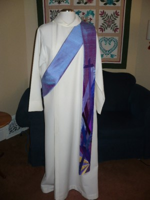 2010 Byzantine Deacon - Lent full
