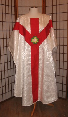 2011 Star chasuble