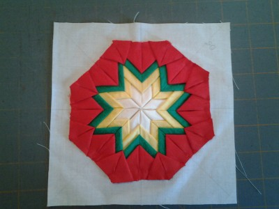 Folded Star 13