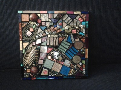 Mixed Media Mosaic 1